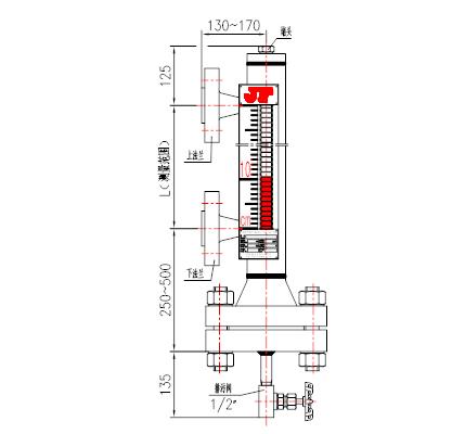 高温高压型磁浮子bv伟德体育官网