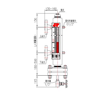 液态硫磺专用型磁浮子bv伟德体育官网